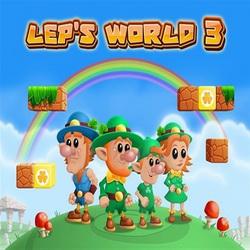 Мод для Lep's World 3 на Android. Уничтожение троллей!
