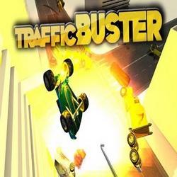 Мод для Traffic Buster на Андроид. Опасный перекресток!