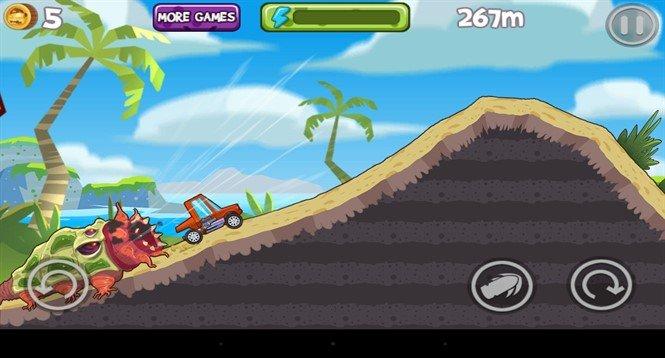 Взлом для Mad Zombies: Road Racer на Android. Против зомби!