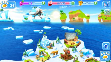 Чит для Ледниковый Период: Приключения на андроид