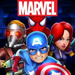 Чит для Marvel Mighty Heroes на андроид