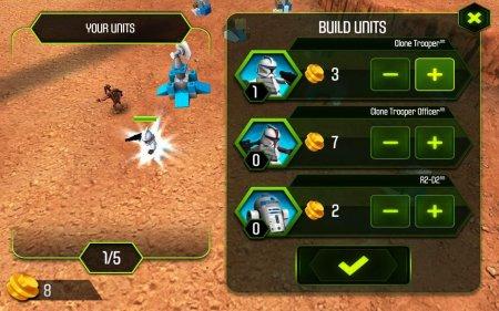 Чит для LEGO STAR WARS на android