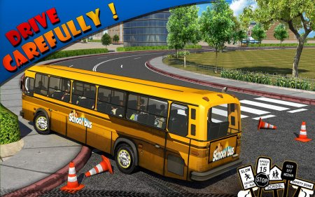 Чит для Schoolbus Driver 3D SIM на android