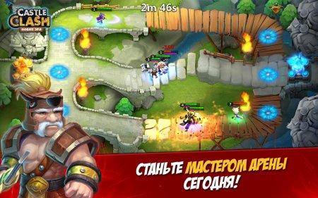 Чит для Castle Clash Новая Эра на android