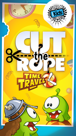 Чит для Cut the Rope: Time Travel на android