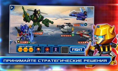 Чит для TRANSFORMERS: Battle Tactics на android