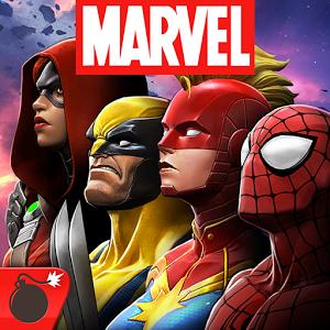Чит для MARVEL: Битва чемпионов на android