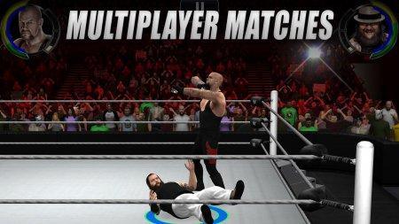 Чит для WWE 2K на android