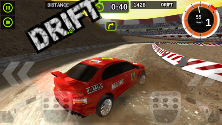 Чит для Rally Racer Dirt на android