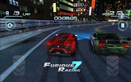 Чит для Furious Racing на android
