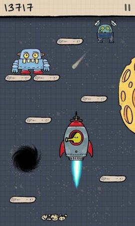 Чит для Doodle Jump на android