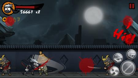 Чит для Ninja Revenge на android