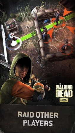 Чит для The Walking Dead No Man's Land  на android
