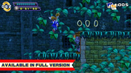 Чит для Sonic 4 Episode II   на android