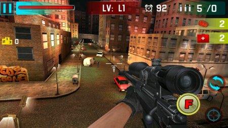 Чит для Снайпер Shoot War 3D на android