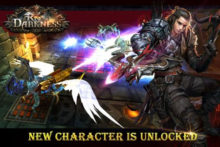 Чит для Rise of Darkness на android