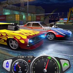 Чит для Top Speed: Drag & Fast Racing на android