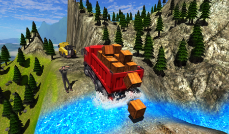 Чит для Truck Driver Cargo на android