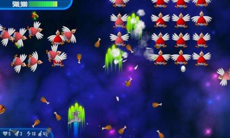 Чит для Chicken Invaders 3 на android