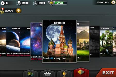 Чит для World Conqueror 3 на android
