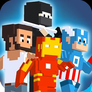 Чит для Crossy Heroes Полная версия, без рекламы на android