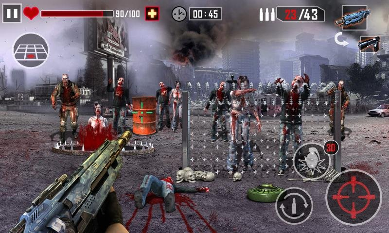 скачать игру зомби мод много денег