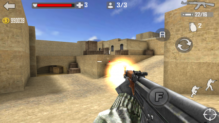 Чит для Shoot Strike War Fire на android