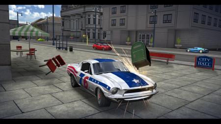 Чит для Car Driving Simulator: SF Мод на деньги на android
