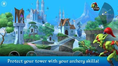 Чит для Tiny Archers Полная версия на android