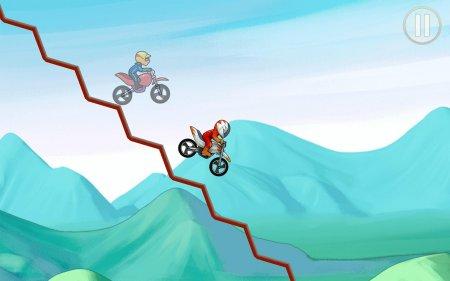 Чит для Bike Race Мод Мультиплеер на android