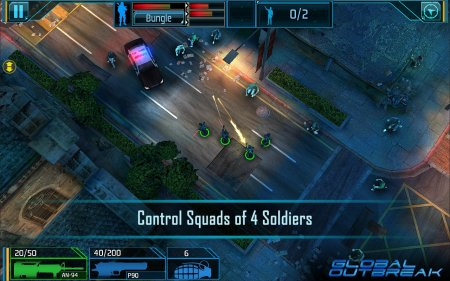 Чит для Global Outbreak Мод Unlimited на android