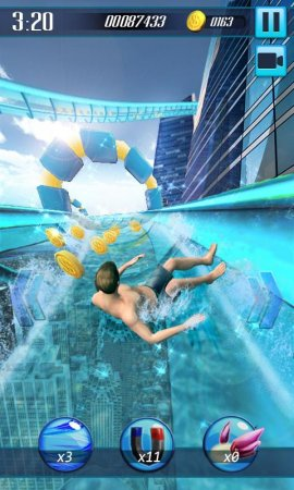 Чит для Водные горки 3D Мод без рекламы на android
