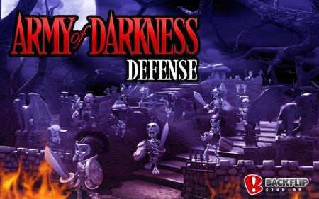 Чит для Army of Darkness Defense Мод на деньги на android