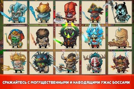Чит для Tiny Gladiators Мод много денег на android