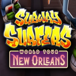 Чит для Subway Surfers New Orleans на андроид