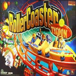 RollerCoaster Tycoon 4 прикольный мод