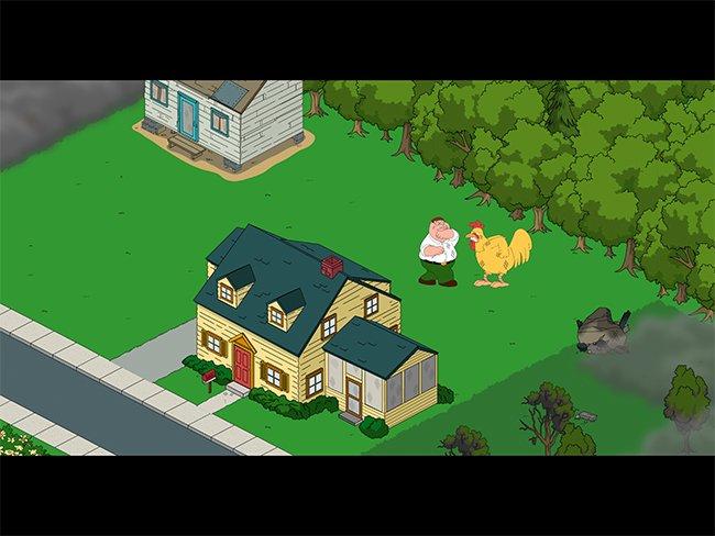 Family Guy: В поисках всякого + хак