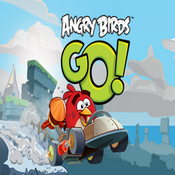 Angry Birds Go! + читы