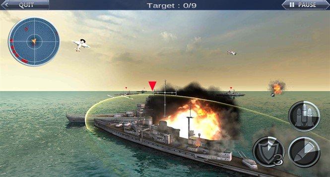 скачать игру корабли на андроид