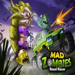 Взлом для Mad Zombies: Road Racer на Android. Против зомби!