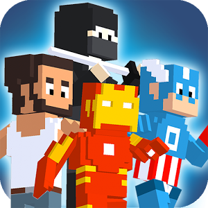 ��� ��� Crossy Heroes ������ ������, ��� ������� �� android