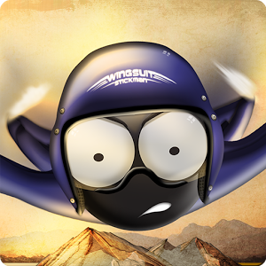 Чит для Wingsuit Stickman Без рекламы на android